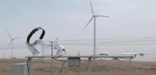 太阳辐射标准观测站