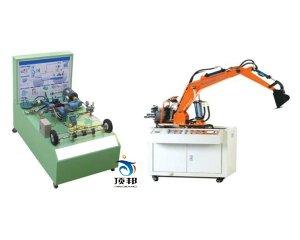 工程机械整机液压操纵系统实训台(可选择各机型)