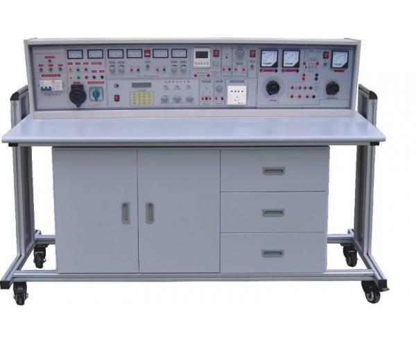通用电工、电子、电力拖动(带直流电机)四合一实验室设备