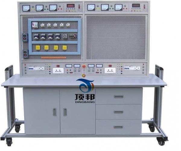 网孔型电工技能及工艺实训考核装置(双面、四组)