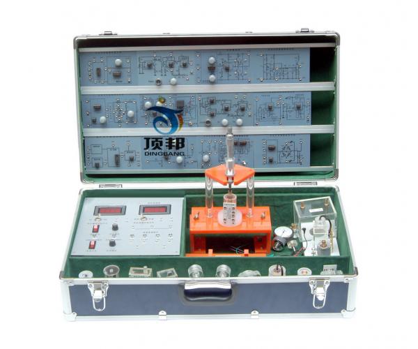 检测与转换(传感器)技术实验箱(12种传感器)