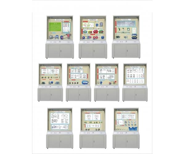 机械设计、课程设计示教陈列柜