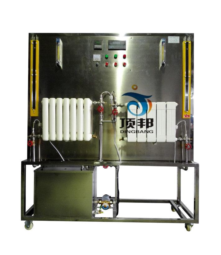 散热器热工性能实验台