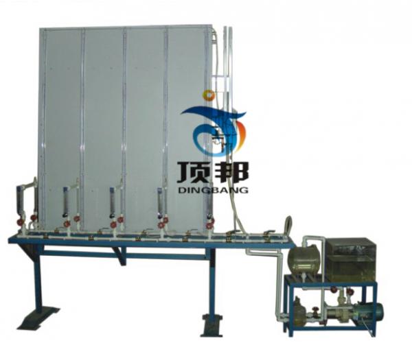 热网水力工况实验台
