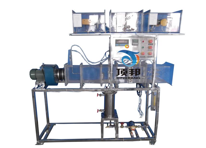 强迫对流综合试件测试放热系数测试装置