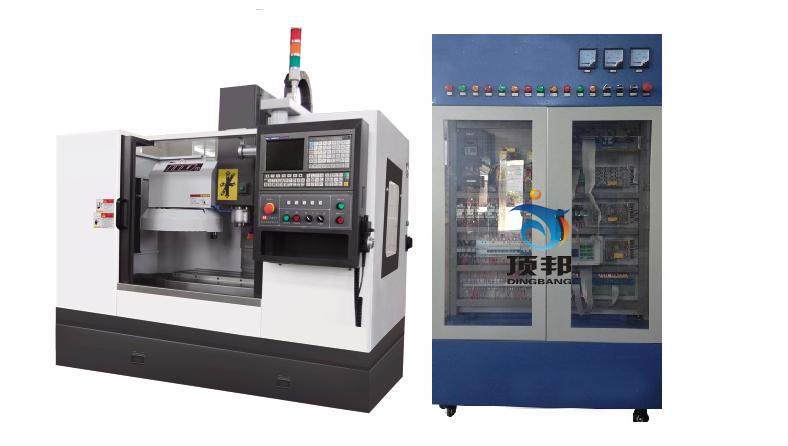 数控加工中心电气控制与维修实训考核装置
